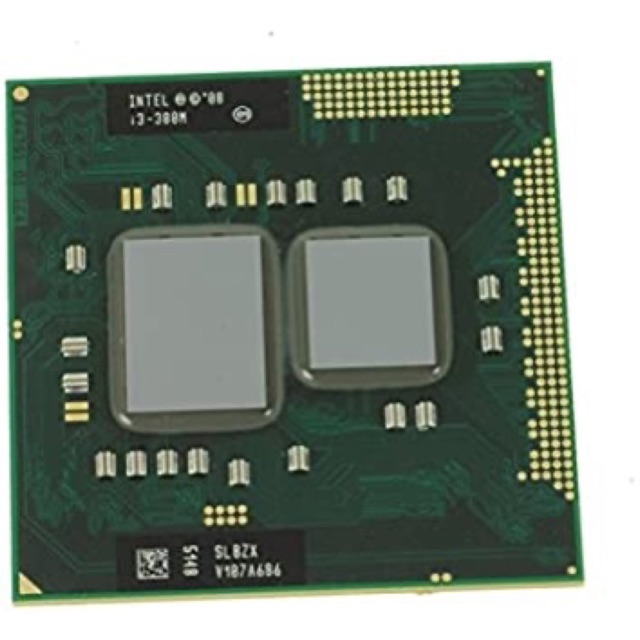 Cpu laptop Intel core i3-330M i3-350M i3-370M i3-380M