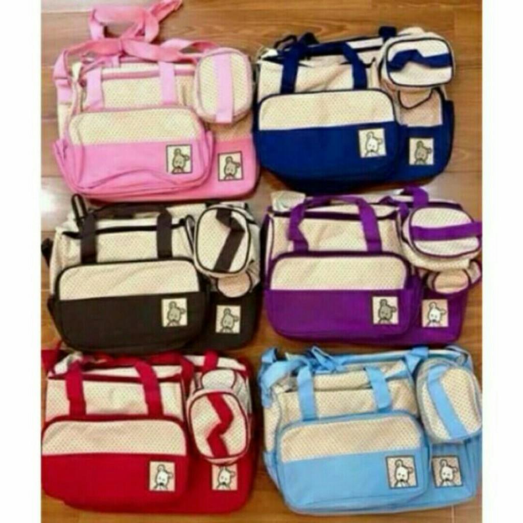 Sét túi 5 chi tiết cho mẹ và bé hàng loại 1 - 2858791 , 90771039 , 322_90771039 , 200000 , Set-tui-5-chi-tiet-cho-me-va-be-hang-loai-1-322_90771039 , shopee.vn , Sét túi 5 chi tiết cho mẹ và bé hàng loại 1