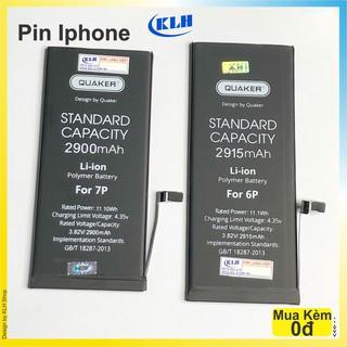 Pin Iphone dung lượng chuẩn EU như pin theo máy chính hãng cho IP 5, 5s, 6, 6s, 6+, 7, 8, x, KLH thumbnail