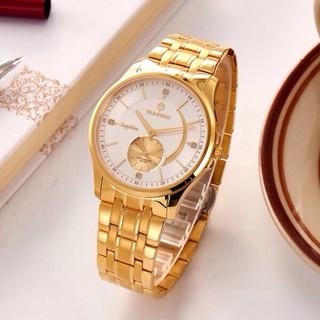 Đồng hồ nam Sunrise siêu mỏng kính Sapphire chống xước đẹp long lanh thiết kế hoàn hảo