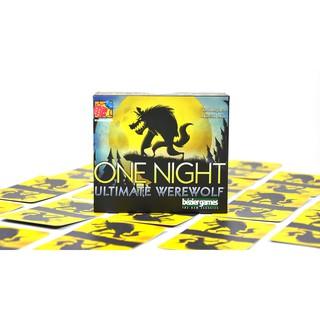 Trò chơi Board Game – Bài Ma Sói One Night (bản Việt Hóa) Cao Cấp – EtoysVN – No.1 Board Game