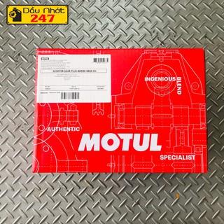 (Bán Sỉ) Thùng láp Motul Gear Plus 80w90 120ml x 48 tuýp thumbnail