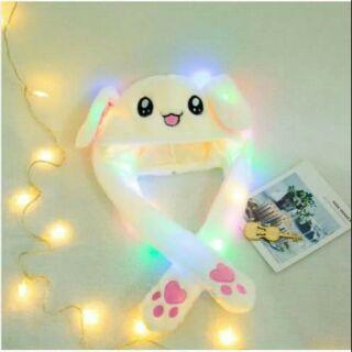  Tai thỏ giật có đèn