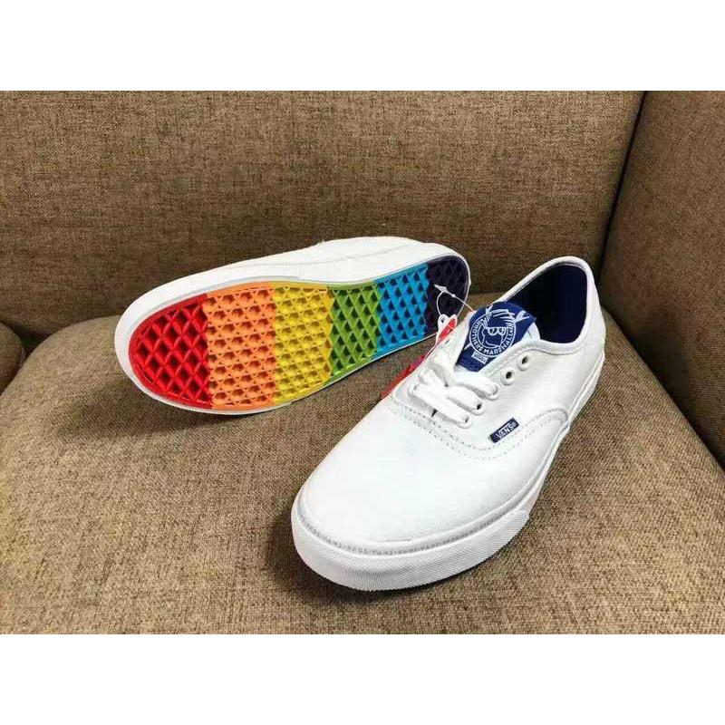 Vans X Brothers Marshall Limited Edition รองเท้าผ้าใบลำลองสำหรับผู้ชายผู้หญิง
