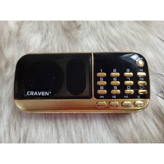 Đài nghe FM, USB, thẻ nhớ Craven CR836 - 2984949 , 448147765 , 322_448147765 , 180000 , Dai-nghe-FM-USB-the-nho-Craven-CR836-322_448147765 , shopee.vn , Đài nghe FM, USB, thẻ nhớ Craven CR836