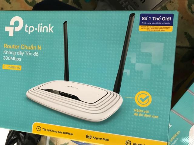 Bộ kích wifi 2 râu TP Link TL-WR841N