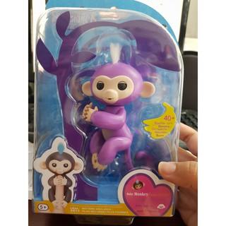 Khỉ tương tác Fingerlings
