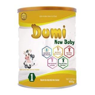Sữa DUMI NEW BABY Dành cho bé từ 0- 12 Tháng - 900 gram thumbnail