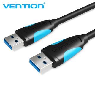 [Mã ELORDER5 giảm 10K đơn 20K] Dây cáp USB 3.0 2 đầu đực Vention dài 1.5m tốc độ 5Gbps