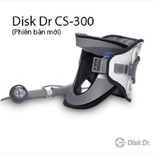 Đai hơi kéo giãn cột sống cổ DISK DR CS300