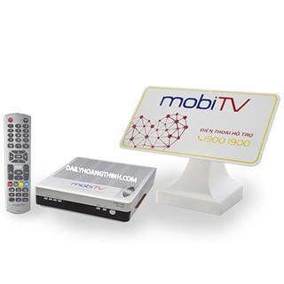 Bộ đầu thu An Viên (mobiTV) VIVATV