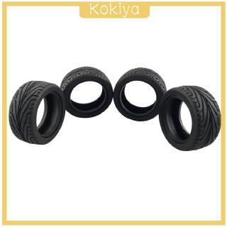 [KOKIYA] 4x Tires Grip Tire for 1/10 Wltoys A949 A959 A969 A979 K929 A959-b A969-b