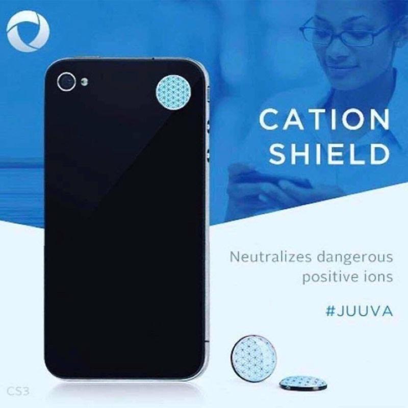 Cation Shield- Miếng dán chắn sóng điện từ (1cặp)
