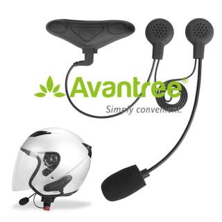 Tai nghe Bluetooth gắn mũ bảo hiểm cho phượt thủ Avantree BTHS-HM100PQ A1484 thumbnail