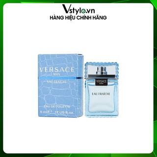 Nước Hoa Mini Versace Man Eau Fraiche 5ml thumbnail