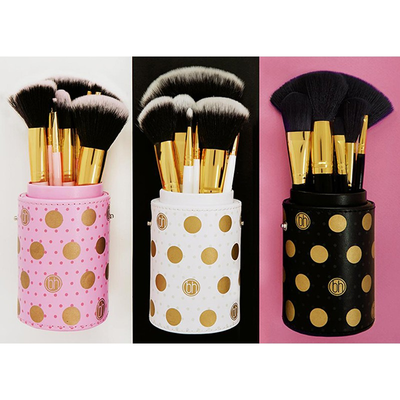 Bộ Cọ Dot Collection 11 Piece Brush Set BH Cosmetics - 10007350 , 723129092 , 322_723129092 , 884000 , Bo-Co-Dot-Collection-11-Piece-Brush-Set-BH-Cosmetics-322_723129092 , shopee.vn , Bộ Cọ Dot Collection 11 Piece Brush Set BH Cosmetics