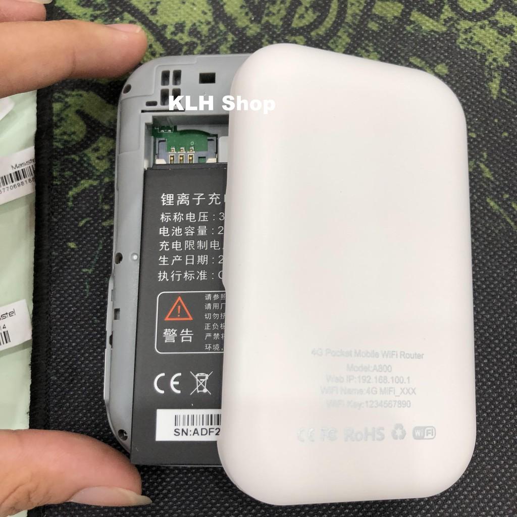 Bộ phát wifi di động lắp sim 3G, 4G, LTE trên xe hơi, văn phòng, cho nhiều người