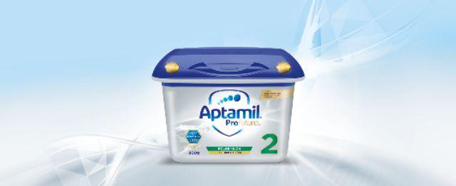 Sữa Aptamil Milupa nội địa Đức