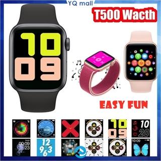 Đồng Hồ Thông Minh T500 Fullbox(Dòng Apple Watch Series 5)  Đồng hồ thông minh thời trang chống nước IP67 cho Android và iPhone 7 X xs