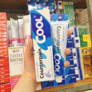 Cao Lạnh Xoa Bóp Counterpain Cool Thái Lan 120g thumbnail