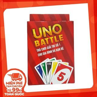Combo Bài Uno đại chiến và 2 bản mở rộng 2W