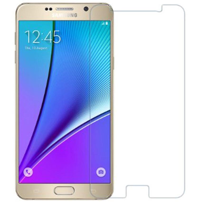 Kính cường lực cho Samsung Galaxy Note 5 9H+ (Trong suốt).