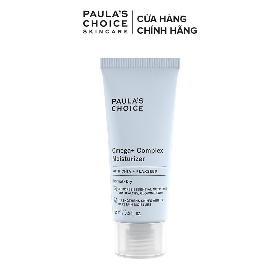 Kem dưỡng ẩm phục hồi ,chống kích ứng và làm khỏe da Paula's Choice Omega+ Complex moisturizer 15ml Mã 3397