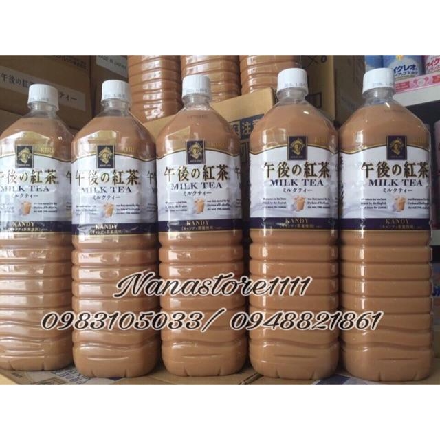 Trà sữa Kirin Nhật Bản