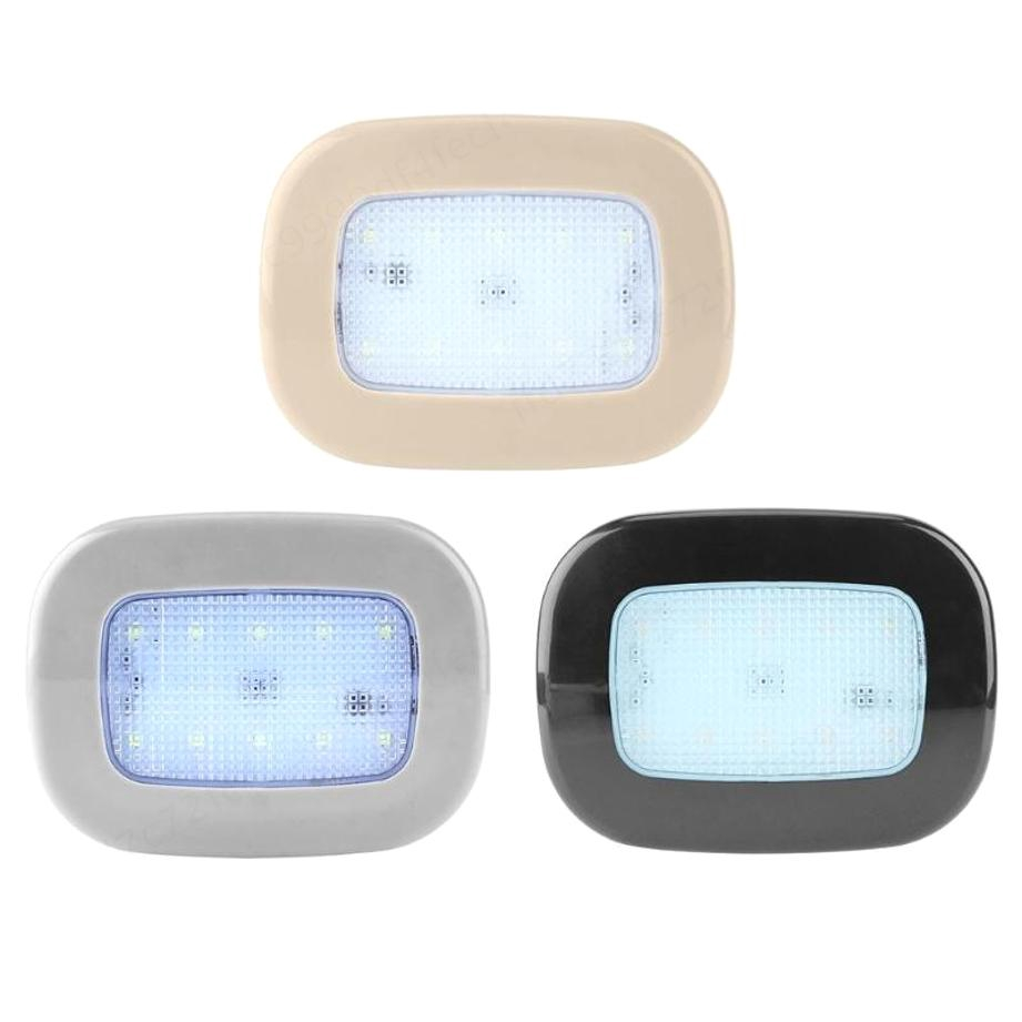 Car Dome LED Light Auto Reading Lamp Interior Trunk Roof
