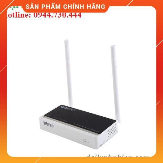 [Mã 267ELSALE hoàn 7% đơn 300K] Bộ phát wifi Totolink N300RT 30 user dailyphukien