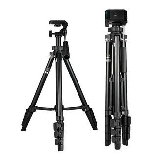Chân máy ảnh Tripod Weifeng WT-3520 khung nhôm cao cấp