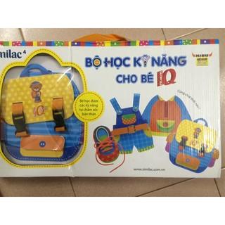 Bộ học kỹ năng IQ cho bé mẫu giáo