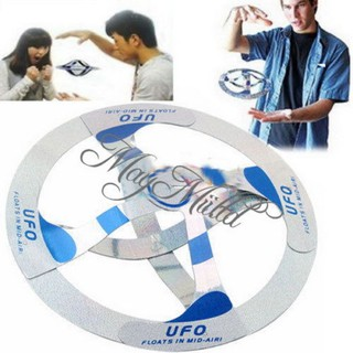 Mystery UFO Floating Flying Disk Saucer Trick Toy