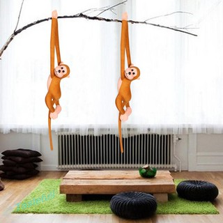 60cm Hanging Monkey Long Arm Plush Baby Toys Doll Kids Gift
