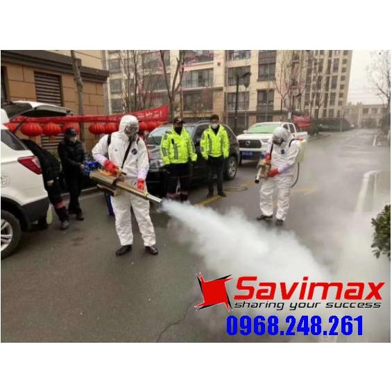 Máy phun khói khử trùng phun phòng dịch Fogging Machine FM-180SV chất lượng cao mà giá rẻ tại Hà Nội
