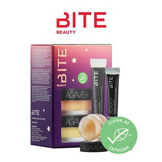 BITE BEAUTY Tách set chăm sóc dưỡng môi All Agave 3-Piece Lip Care Set thumbnail