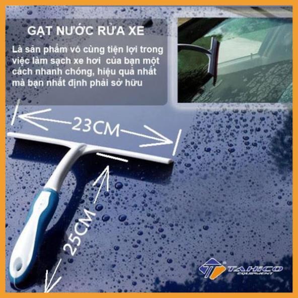 Cây gạt nước lau rửa kính ô tô silicon dẻo cần dài - Better Car