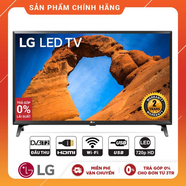 Smart Tivi LG 32 inch HD 32LK540BPTA