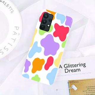 (494) Ốp điện thoại cứng in hình bò 3D cho Samsung Vivo Oppo Xiaomi Iphone Realme thumbnail