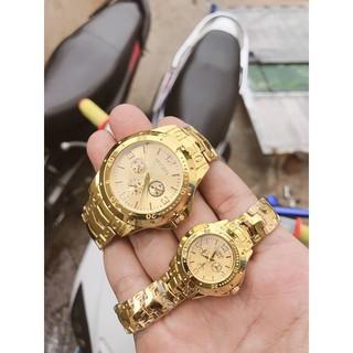 (Giá sỉ) Đồng hồ thời trang nam nữ Rosra mã số 02