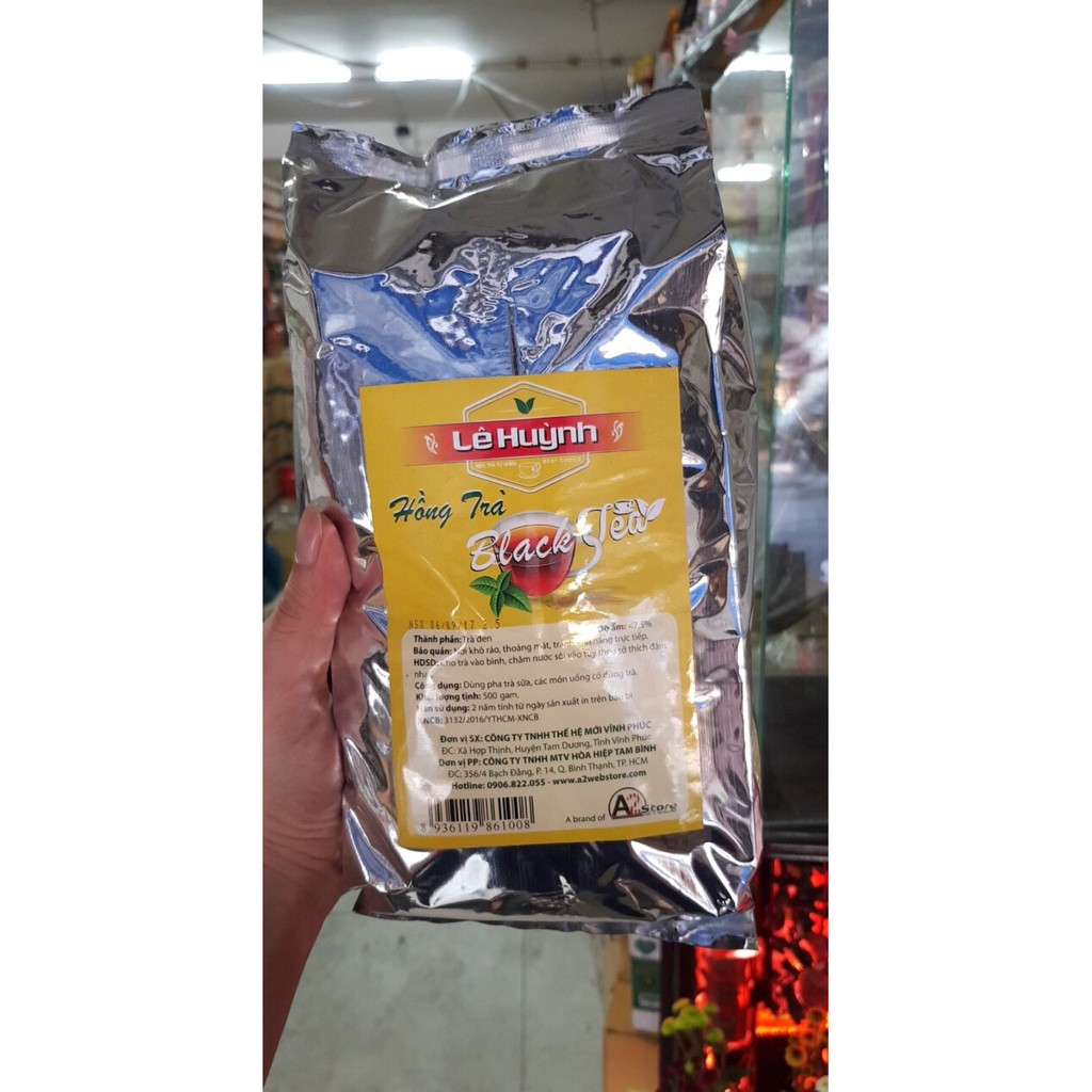 Hồng Trà Lê Huỳnh 500gr (mua 5 gói được tặng 1 gói 100gr ) - 3340440 , 717963605 , 322_717963605 , 60000 , Hong-Tra-Le-Huynh-500gr-mua-5-goi-duoc-tang-1-goi-100gr--322_717963605 , shopee.vn , Hồng Trà Lê Huỳnh 500gr (mua 5 gói được tặng 1 gói 100gr )