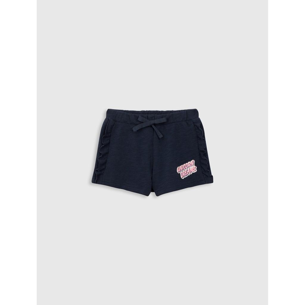 Quần shorts bé gái in hình mickey 1BS19S010 Canifa