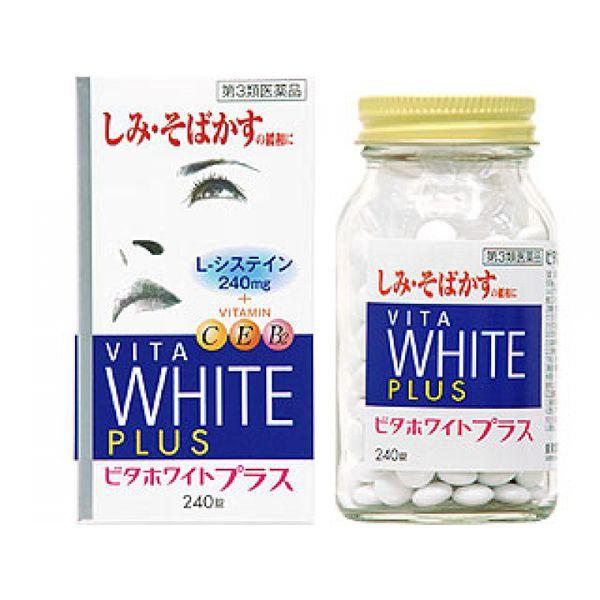 Viên uống trắng da Vita White 240v