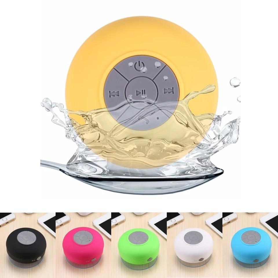 Loa Bluetooth mini chống thấm nước có thể dính lên mọi bề mặt