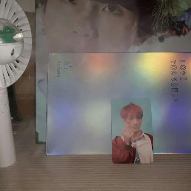 Card JungKook ver F answer