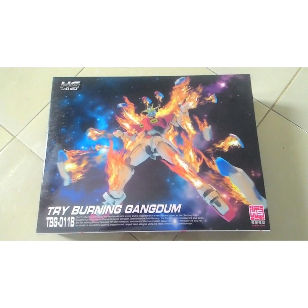 Mô hình lắp ráp HG 1/144 Gundam Try Burning Hobby Star - 3152307 , 565898638 , 322_565898638 , 250000 , Mo-hinh-lap-rap-HG-1-144-Gundam-Try-Burning-Hobby-Star-322_565898638 , shopee.vn , Mô hình lắp ráp HG 1/144 Gundam Try Burning Hobby Star