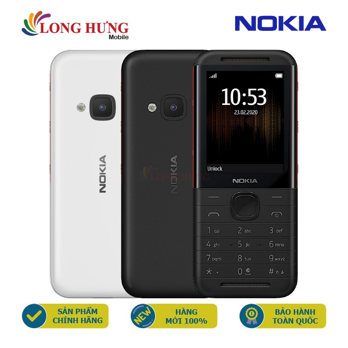 Điện thoại Nokia 5310 - Hàng chính hãng