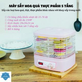 Máy sấy hoa quả thực phẩm Torsom - LF01 sấy khô, dẻo mềm làm sữa chua hâm sữa mẹ nhỏ gọn tiện lợi thumbnail