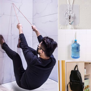 Móc treo đồ bằng nhựa PVC trong suốt thumbnail