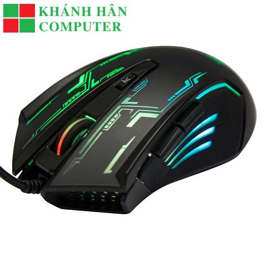 Chuột Chơi Game Fuhlen G60S - Bảo hành chính hãng 24 tháng